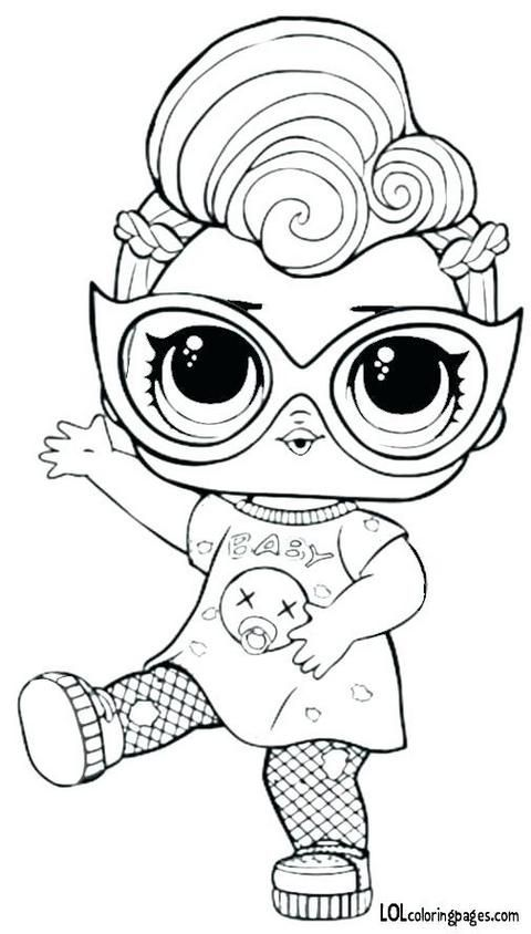 Doll Coloring Pages Online Find This Pin And More On By To Print Dolls Unicorn Idea Pa Lol Surprise M Unicorn Coloring Pages Cute Coloring Pages Coloring Books