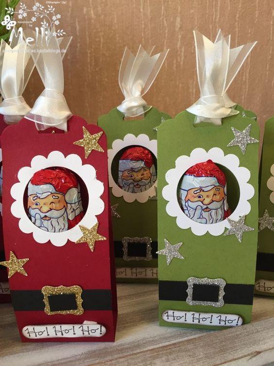 nikolaus goodie weihnachten verpackungen pinterest. Black Bedroom Furniture Sets. Home Design Ideas