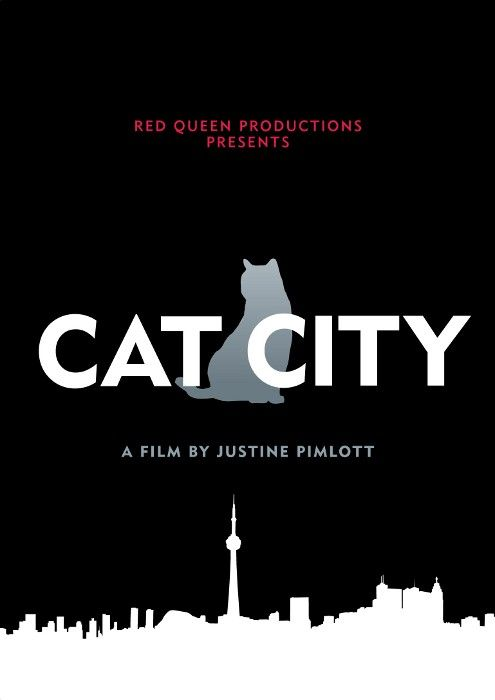 Justine Pimlott is an artist of film. Here she tells the story of the other homeless occupants on our streets...the Feral Cats.     Cat City: The Documentary received the highest ratings of any of 'The Currents' documentary series, of that year.     I have a wee cameo or two in this documentary.