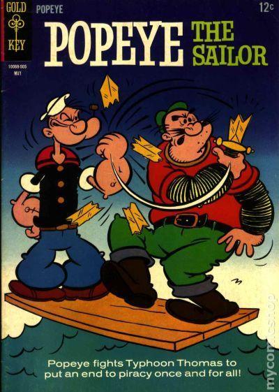 Popeye #76