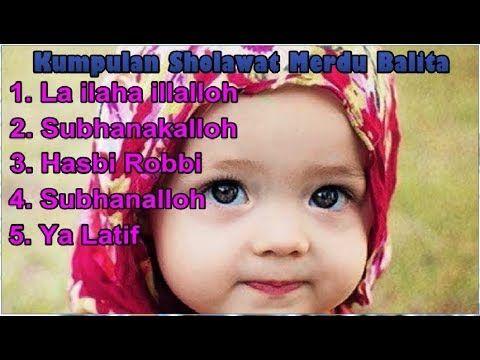 Kumpulan Sholawat Anak Balita Suara Imut Comel Bikin Gemes Youtube Lirik Lagu Lagu Youtube