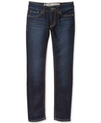 GUESS Girls' Comfy Daredevil Skinny Jeans