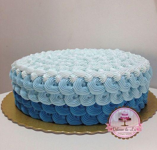 Bolo Azul Para Festas 62 Ideias Magnificas Com Lindos Tons De