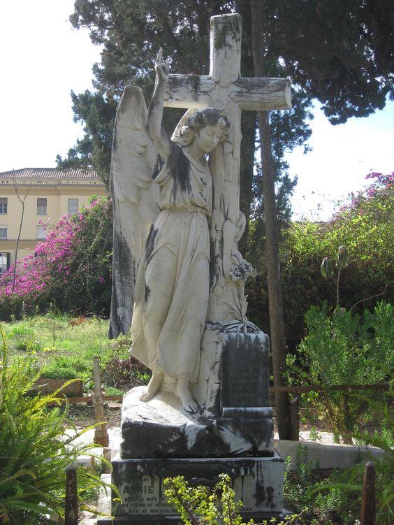 Cementerio Inglés (Málaga) / English Cemetery (Málaga), by @michaelpwalker7