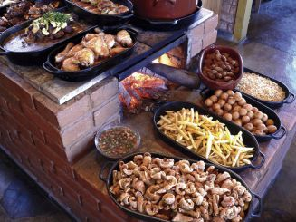 restaurantes com fogão de lenha - Pesquisa Google