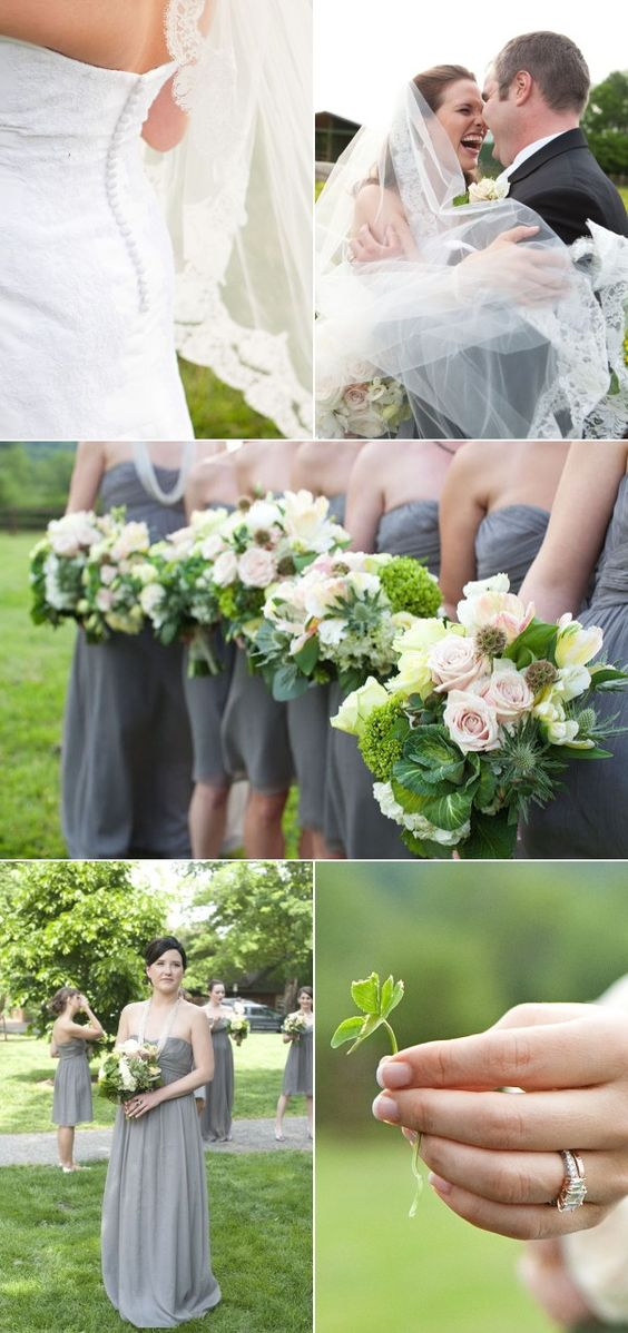 Asheville Wedding by J & J Photography | The Wedding Story