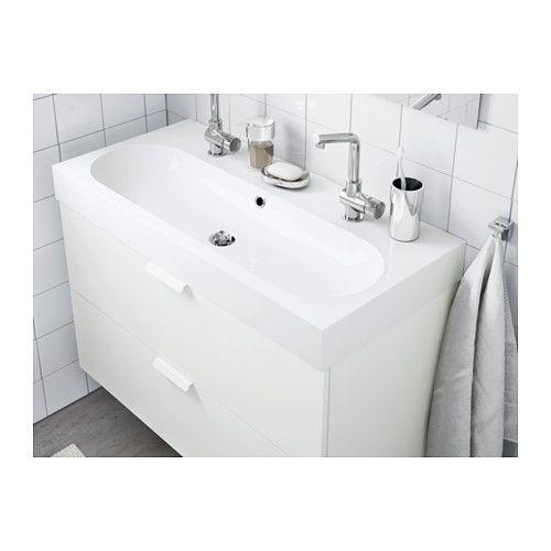 brviken lavabo seno grande xx cm ikea