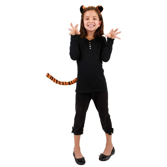 Tiger Ears and Tail Kit 805371