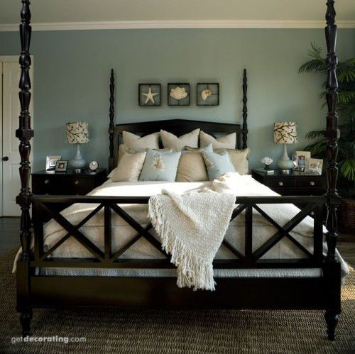 Paradise Found Master Bedroom Paint Color. PPG Voice Of