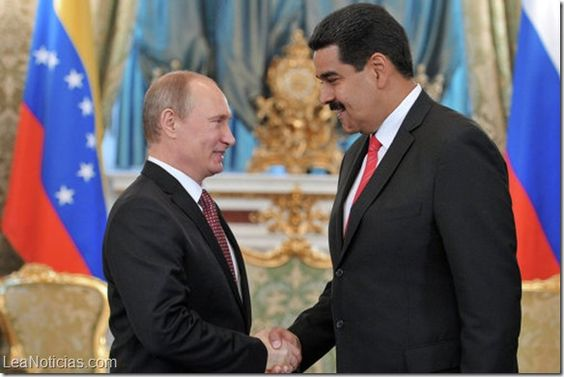 Rusia aprueba nueva línea de crédito para Venezuela ¿Para armas o para los boliburgueses? - http://www.leanoticias.com/2014/07/16/rusia-aprueba-nueva-linea-de-credito-para-venezuela-para-armas-o-para-los-boliburgueses/