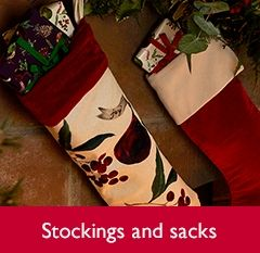 Stockings and sacks