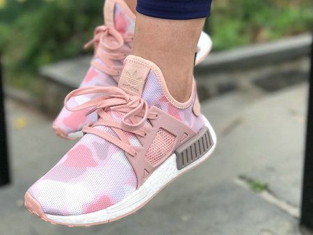 Adidas #NMD #XR1 #Pink #Camo | Adidas shoes women, Nike