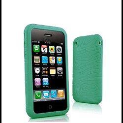 Etui iPhone Fullgrip silicone vert 3G/S sur http://www.etui-iphone.com/c/etui-iphone-3gs.awp
