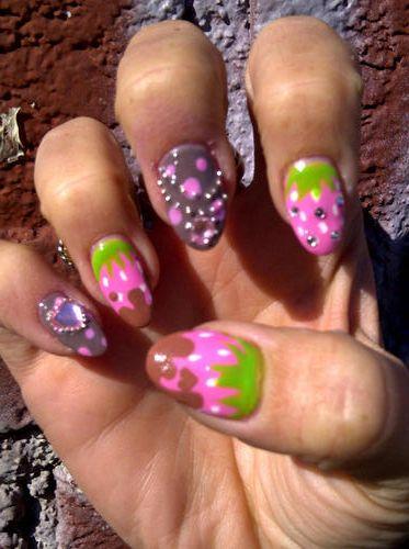 Rita Pinto nails