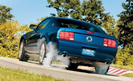 2006 Ford Mustang GT: 2006 10Best Cars: Best Muscle Car