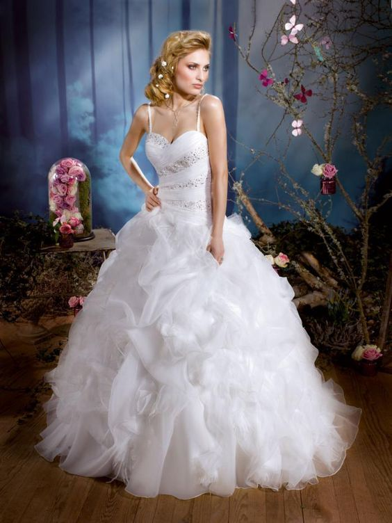 Miss Kelly 2013 Bridal Spring Collection .  Weddings  Pinterest ...