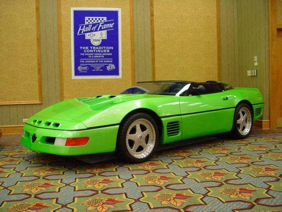 Corvette Callaway speedster Monogram. 554025fffa182e6cebad6c9efeba6ad3