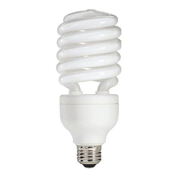 Philips 150W Equivalent Bright White (3000K) Spiral CFL Light Bulb (E)*