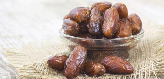 #Datteln – Der gesunde High Carb Snack #HighCarb #veganeernährung
