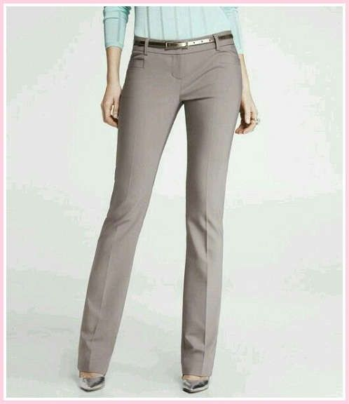 Modelos Pantalones De Vestir Para Dama Pantalones De