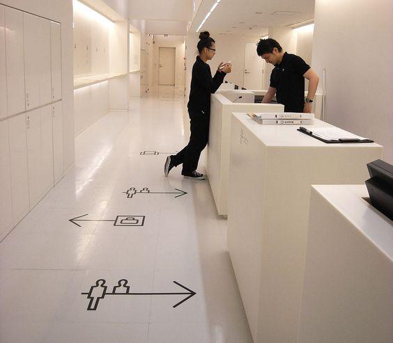 9h hotel, Kyoto. Design Studio S, Masaaki Hiromura.: