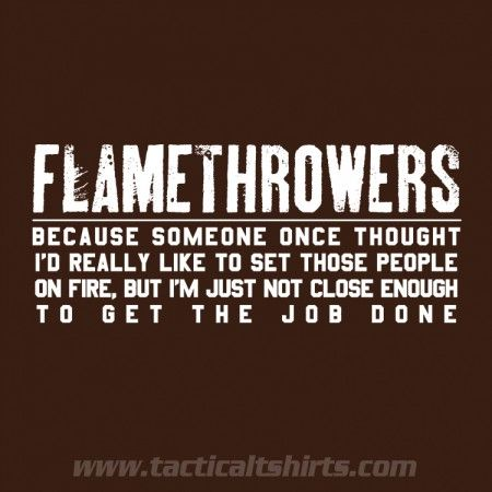Flamthrowers_Brown