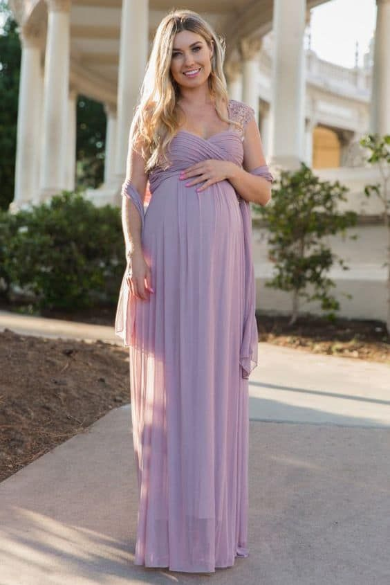 Formal Maternity Dresses For A Wedding Guest Dress For The Wedding Maternity Evening Formal Maternity Dress Maternity Evening Gowns