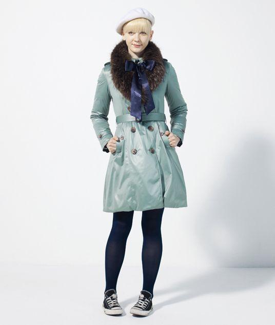 YOSOOU/HANGE SHOW onlineshop / Liner Trench Coat