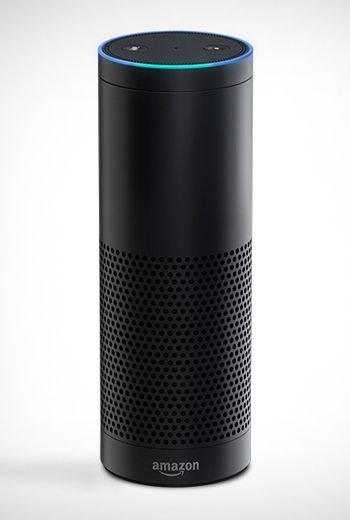 the amazon echo is more than a bluetooth speaker it 39 s a. Black Bedroom Furniture Sets. Home Design Ideas