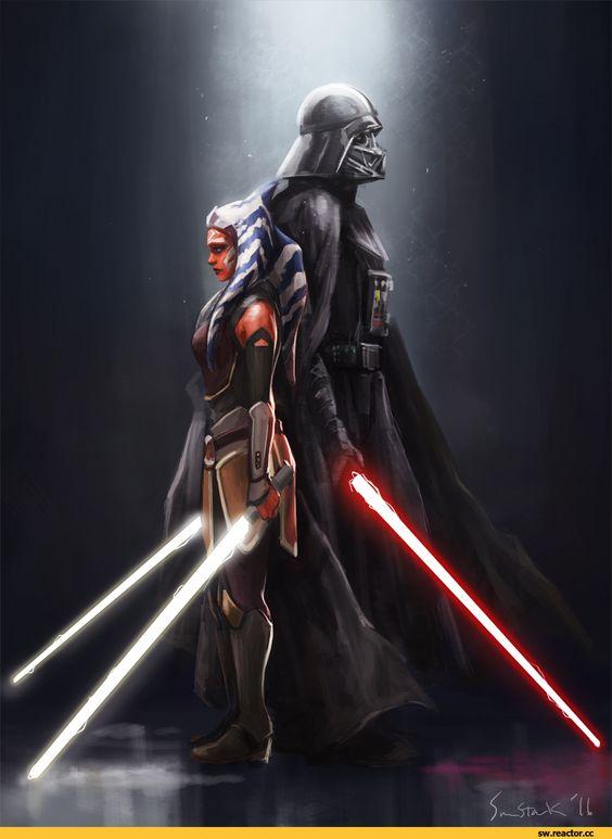 Star wars rebels асока тано