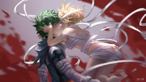 Izuto Is The Best Ship Ever So I Ship Toga And Deku In Mha And I Don T Get My Hero Hero Wallpaper Hero