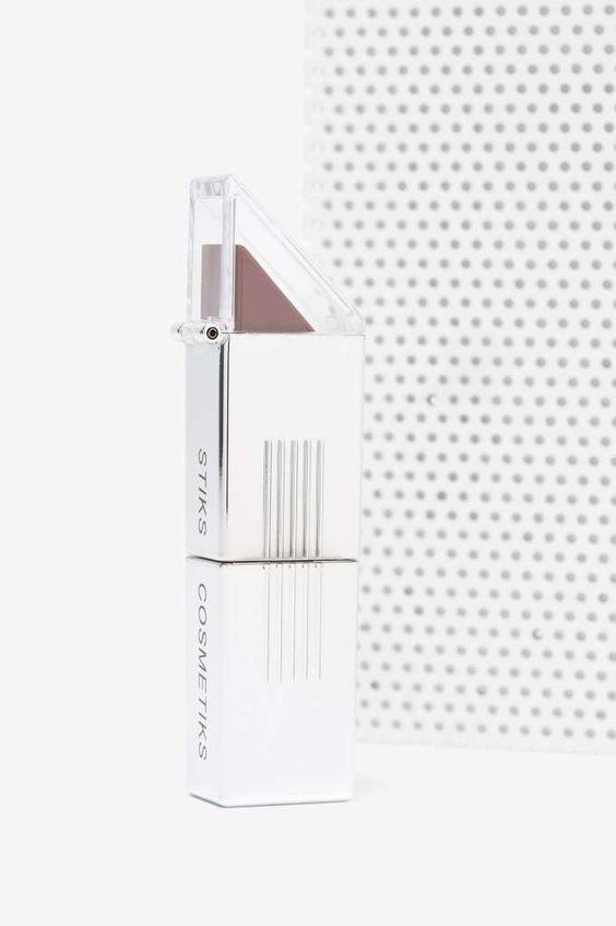 Stiks Cosmetics Lipstik - Burgundy   Shop Accessories at Nasty Gal!