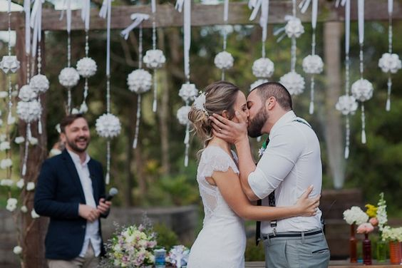 Casamento DIY | Camilla + Vinicius | Vestida de Noiva | Blog de Casamento por Fernanda Floret