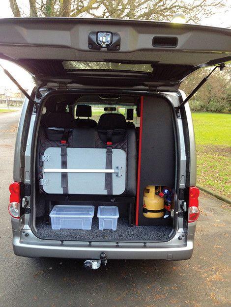 nissan nv200 camper google zoeken la tribu en vadrouille pinterest camping car. Black Bedroom Furniture Sets. Home Design Ideas