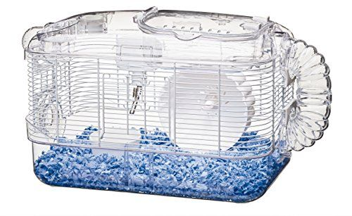 Kaytee Critter Trail Clear Habitat Hamster Cages Dwarf Hamster Toys Hamster Toys