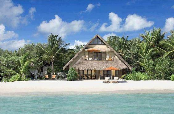 Dream Beach House Architectural Designs