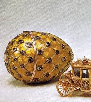 Huevo Faberge Real
