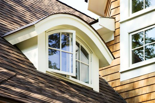 Eyebrow Dormer Window Architectural Details That Delight