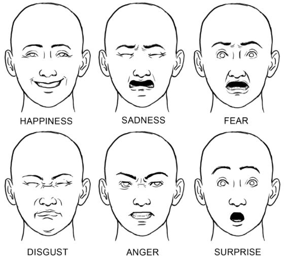 talking mouth how to draw