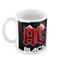 Caneca ACDC Black Ice Tour