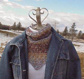 Kriskrafter: Free Crochet Pattern - Bandito Cowl
