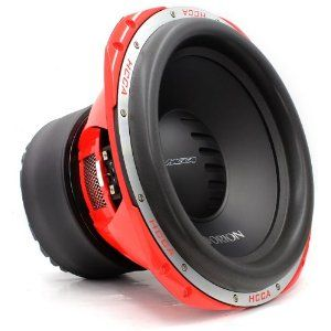 Rated one of the most powerful 15 inch subwoofers.