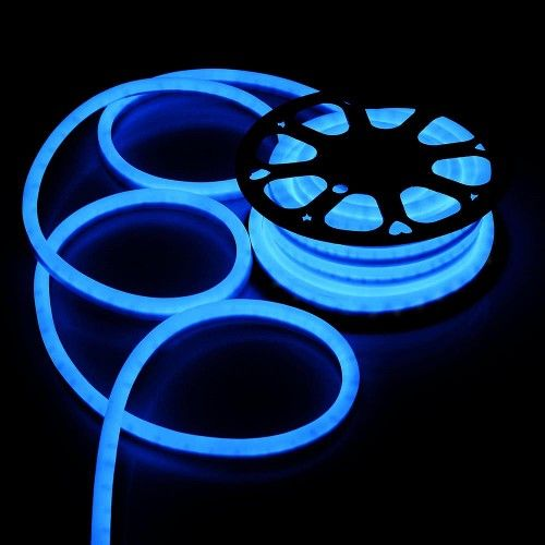 Novelty Lights Rlch 150 Sp Incandescent Chasing Rope Light Spool 3 Wire 150 Custom Cuttable 1 2 Diameter 120 Volt Includes 3 Free Connector Kits With Images Rope Light Diy Rope Lights Led Rope Lights
