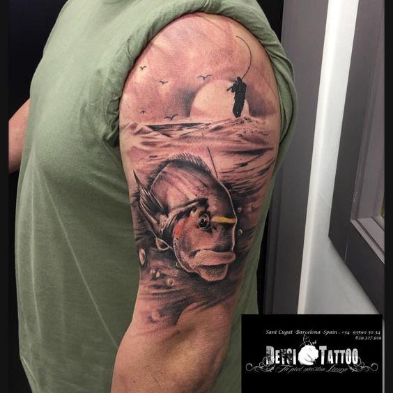 Artista: Deysi, Para info & cita: 93 590 30 34 / 639 32 79 19 #santcugat #Barcelona #deysitattoo #bw #color #inspiración #inspiration #tattoo #tattooink #tattoolife #tattoospain #tattooworld #tattoobarcelona #tattoosenbarcelona #ink #arttattoo #artisttattoo #inked #inktattoo #tatuagem #realistictattoo