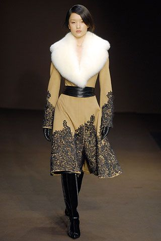 Andrew Gn Fall 2006 Ready-to-Wear Fashion Show: Runway Review ...