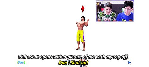 MEET 'DIL HOWLTER' - Dan and Phil Play: The Sims 4