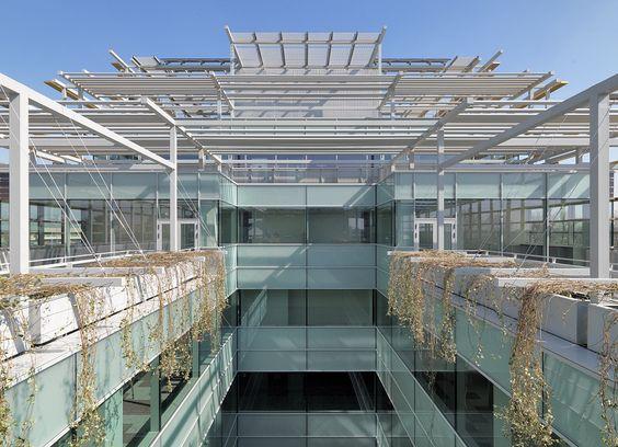 3M Italia Headquarters (Milan) by Mario Cucinella Architects
