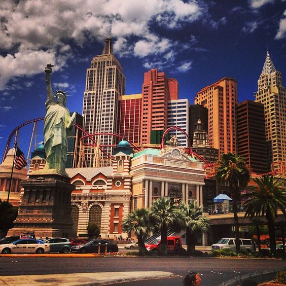 New York-New York Hotel & Casino in Las Vegas, NV