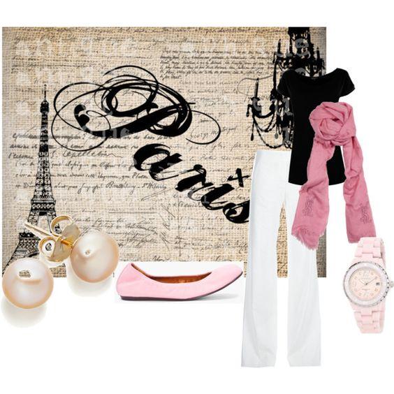 """Paris"" by vaneros on Polyvore"