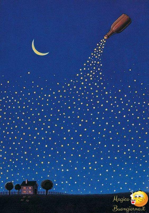 Bellissime Immagini per Augurare Buonanotte su Facebook e Whatsapp da immagini-buonanotte.it